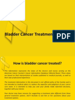 Bladder Cancer Treatment Options