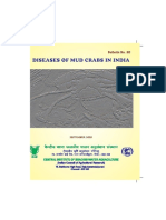 Diseases of Mud Crabs in India