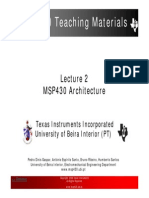 TI MSP430 Learning Materials