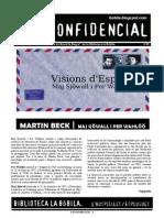 L'H Confidencial, 99. Visions d'Espanya