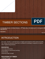 Timber Sections