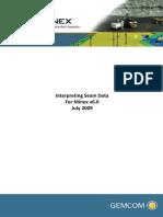 Interpreting Seam Data
