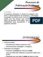 Introducao a Soldagem - PRONATEC