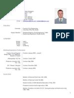 CV Bratislav Dimitrijevic