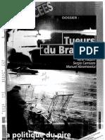 Avancées - Mai 1999 - Dossier Tueurs Du Brabant