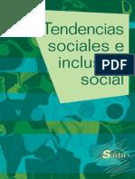 Tendencias Sociales e Inclsuión Social