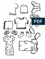 Clothes Template