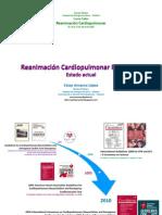 Xreanimación Cardiopulomonar Pediatrica. Estado Actual