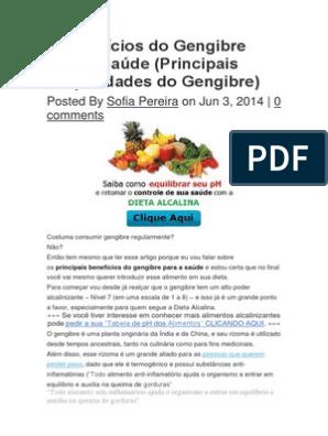 qual è la dieta alcalina pdf gratuito
