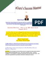 BestGuru Success Mantras 3 SBI Clerk Exam 2014