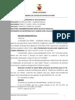 AP - Estado Do Pará x Porantin Comercial Limitada - 2014.3.013470-4