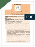 De Battisti-Folleto-Curso Evaluación de los aprendizajes en la Educación Inicial