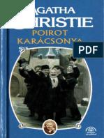 Christie Agatha - Poirot Karácsonya