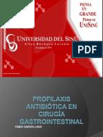 profilaxisantibioticaencirujiagastrointestinal-131103111334-phpapp02