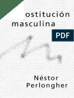 Perlongher -La Prostitución Masculina