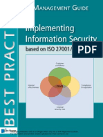 9789087535414 Implementing Information Security Based on Iso 27001 Iso 27002 a Management Guide