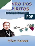 O Livro Dos Espíritos - Numa Linguagem Simplificada (Adaptação L. Neilmoris)