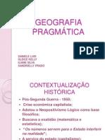 GEOGRAFIA PRAGMÁTICA