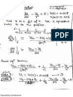 Finite Difference Method of BVP