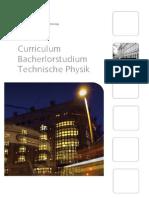 Bachelorstudium Technische Physik