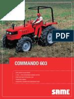 Same Commando 603