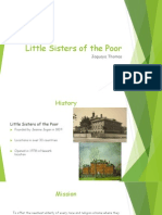 little sisters of the poor powerpoint