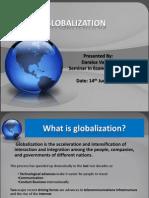Globalization Seminar Daraius
