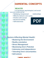 Mental Health E3 Quizlet Schizophrenia Affect Psychology