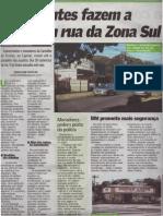 Violência e Assalto No Bairro Teresopolis Porto Alegre