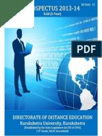 B_ed_ Complete Prospectus 2013-14