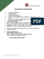 Lista de Documentos Admissionais (3)