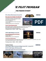 Airlines Pilot Program