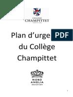 plan durgence version 2 1