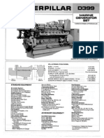 manual D398 CAT ajustes especificaciones pdf | Gear | Engines