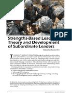 SB Leadership Military Review