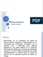 Prolog Editor