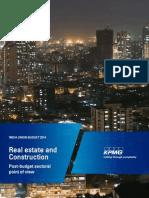 RealEstate Construction PoV 2014