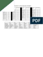 keleher 2014-15 specials schedule