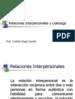 Relaciones Interpersonales y Liderazgo Unidad Ultimo Ppt