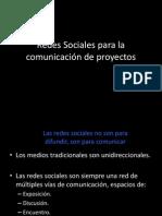 Curso Redes Para Comunicación