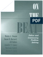 On the Beat Police and Community Problem Solving