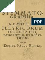 Stemmatographia Paulo Ritter