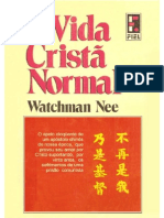 A Vida Cristã Normal - Watchman Nee