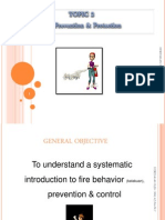 Topic 2 Fire Safety and Prevention System