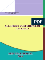 AACC Mid-Year Report for 2014