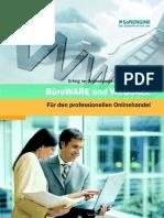 BüroWARE und WEBSALE Für den professionellen Onlinehandel