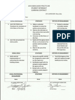 lsop learning contract