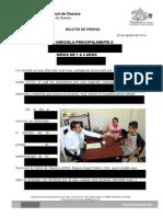 20 de agosto de 2014 AFECTA VARICELA PRINCIPALMENTE A NIÑOS DE 1 A 4 AÑOS