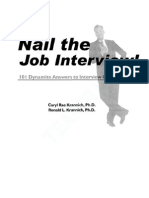 101 Dynamite Answers to Interview Questions