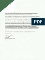 lsop letter of recommendation